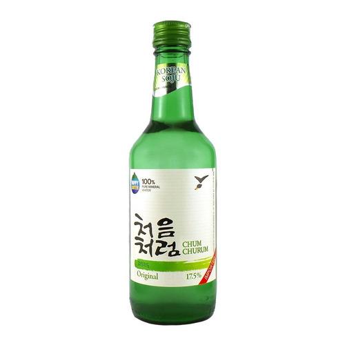 20x soju clássico coreano importado drink 17,5%