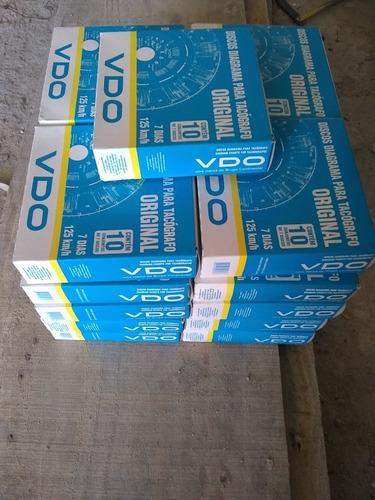 21 caixa de disco de tacógrafo