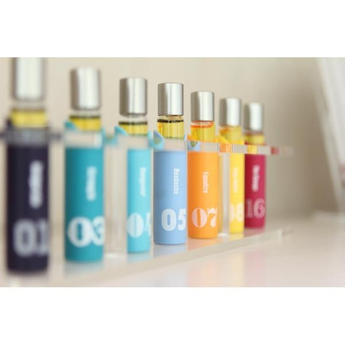 21 drops - essential oil therapy - 4 aromas