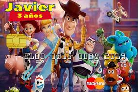 Tarjetas De Invitacion De Toy Story Mascaras Invitaciones