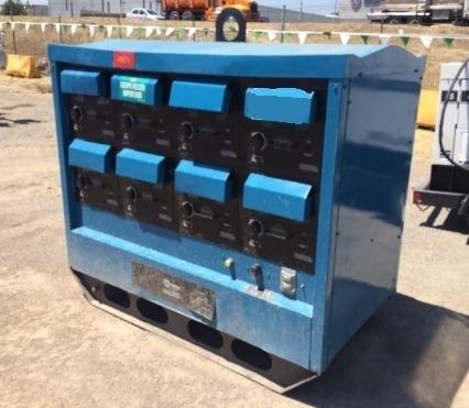 21) soldadora multioperador miller hasta 8 operadores