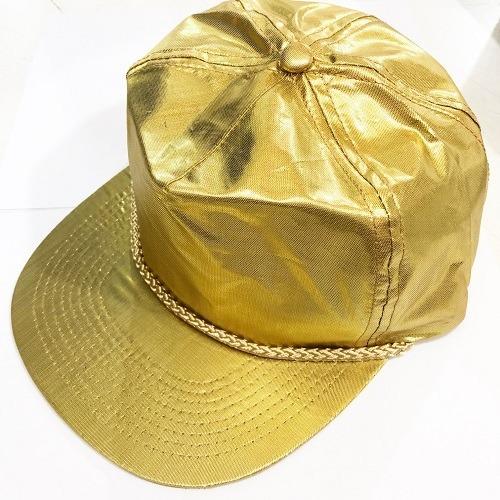 21 Unid Boné De Festa Dourado Anitta Hip Hop Rap Aba Reta - R  104 ... 4218527dffa