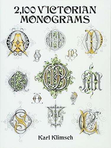6fea8eeb80 2.100 Monogramas Victorianos (letras, Caligrafía, - $ 81.777 en ...