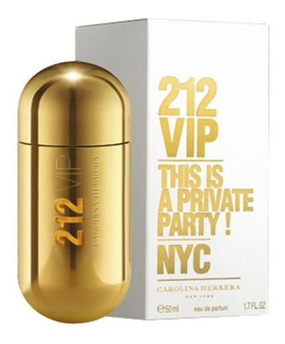 212 feminino vip eau de parfum 50ml   original