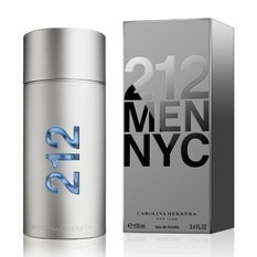 212 nyc edt men ( decant amostra 5ml original frete r$7.99 )