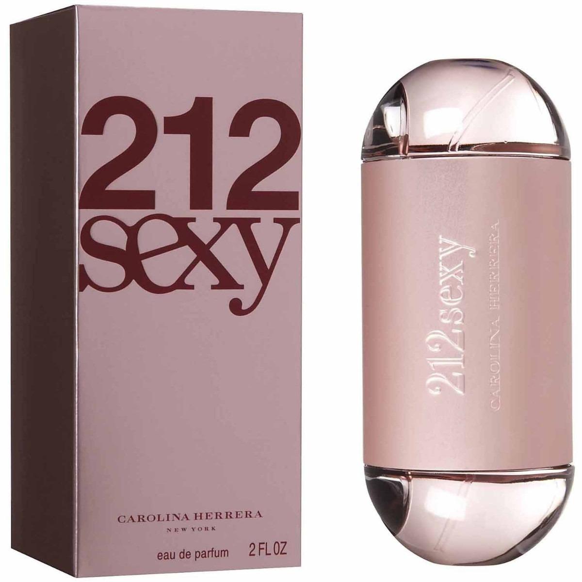 57c24df5f Características. Marca Carolina Herrera  Nome do perfume 212 Sexy  Gênero  Feminino  Tipo Eau de parfum  Volume da unidade 60 mL ...