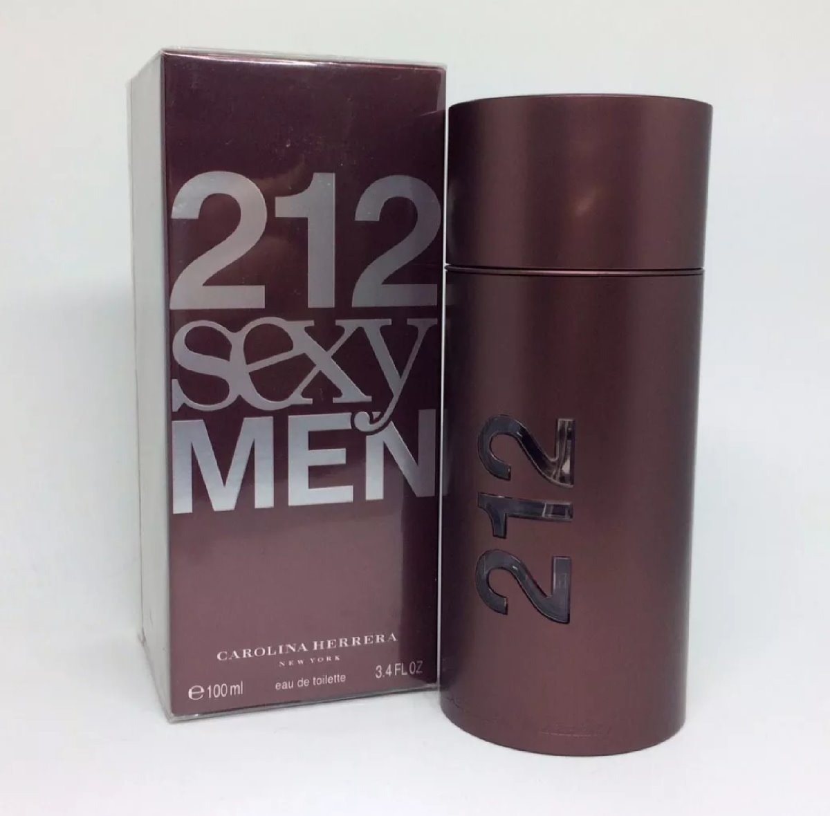 4ecbdf4db 212 sexy men carolina herrera edt 100ml masculino. Carregando zoom.