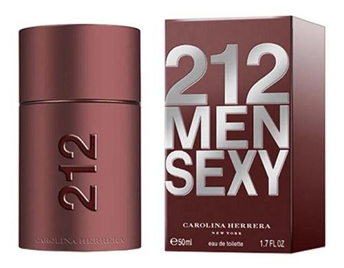 212 sexy men masculino 50 ml original lacrado