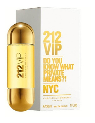 212 vip 30ml feminino eau de parfum   original lacrado