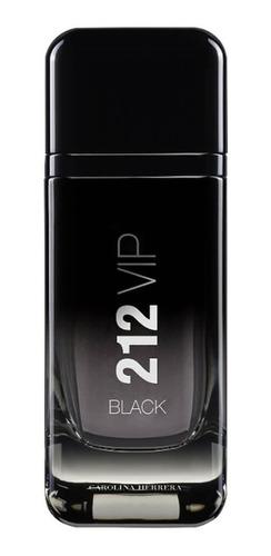 212 vip black perfume masculino edp 100ml