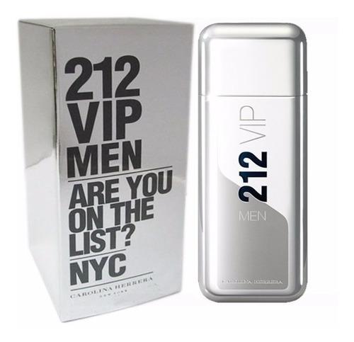 212 vip de carolina herrera eau de toilette 200 ml