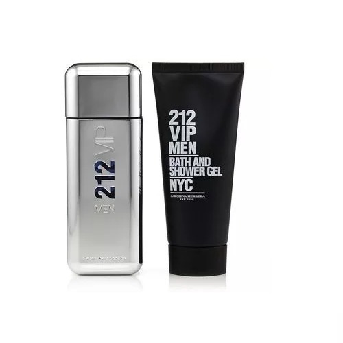 212 vip men privé edt 100ml + shower gel 100ml