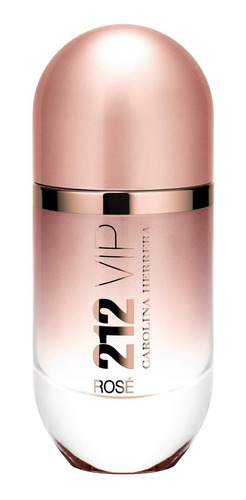 212 vip rose; caroline herrera 80 ml [100% original]