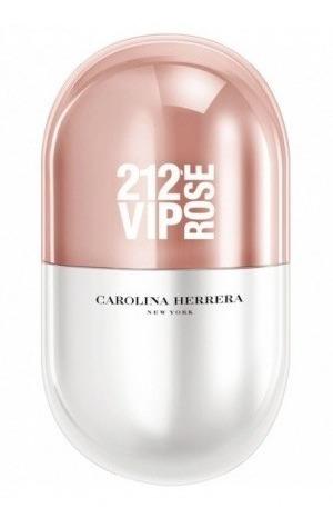 212 vip rose pills de carolina herrera edp 20ml