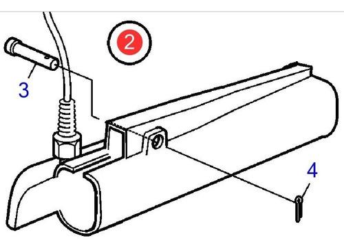 21375754 sensor direção lado bombordo rabeta volvo penta dpi