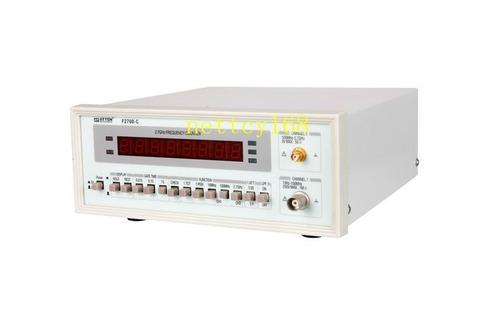 2140-atten f2700c en frecuencia contador probador
