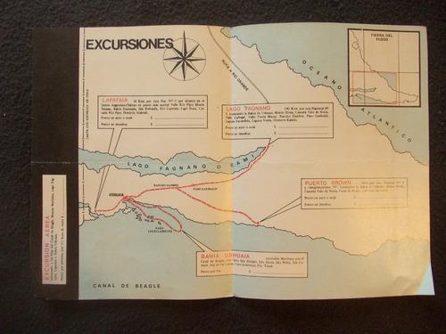 2146a folleto public. tierra del fuego/ ushuaia