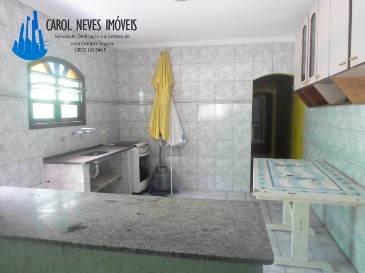 2171-casa com 3 dorms a 100m da praia - espaço para piscina!