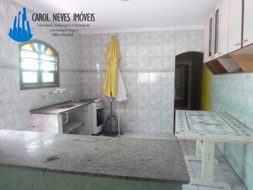 2171-excelente casa á 100 metros da praia otima oportunidade
