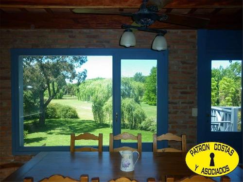 2183mj las praderas-vista panoramica al golf-pileta-terraza