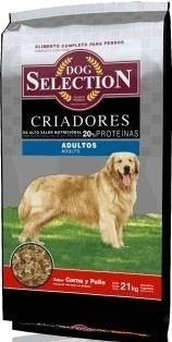 21kg adultos dog selection