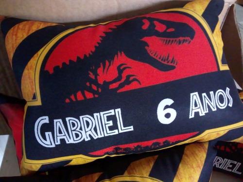 22 almofadas personalizadas 20x30 cm  frente/verso