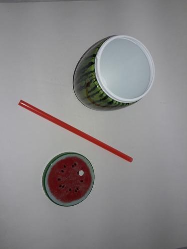 22 copos festa moana = 6 abacaxi + 8 melancia + 8 coco verde