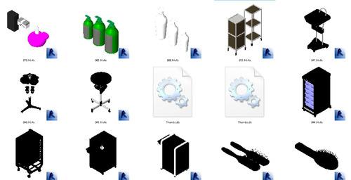 22 mil  blocos, templates e familias revit autodesk