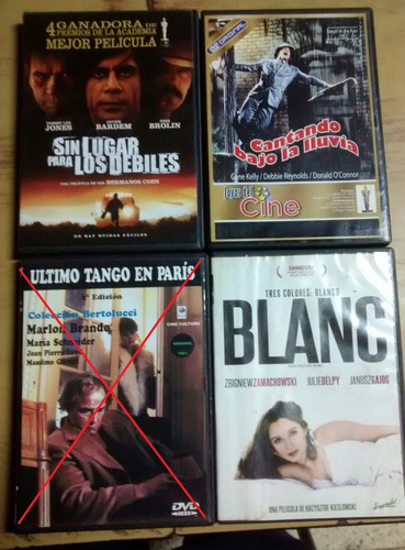 22 peliculas dvds originales