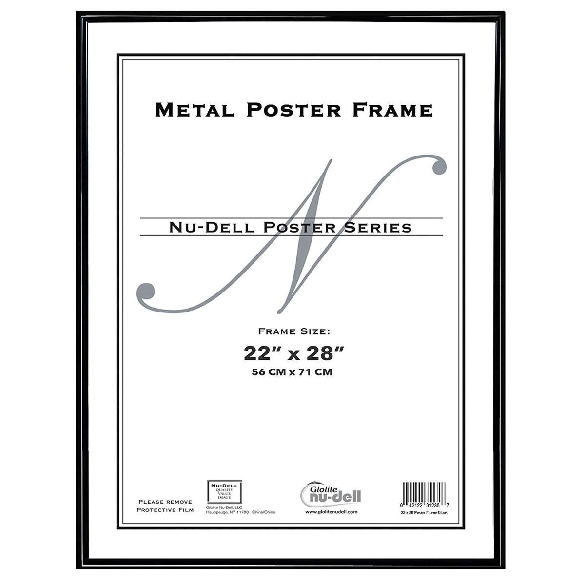 22 X 28 Marco De Cartel De Metal, Negro + Envio Gratis - $ 39.999 en ...