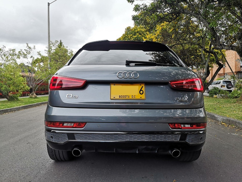 220 hp q3 s-line competition 2.0t quattro