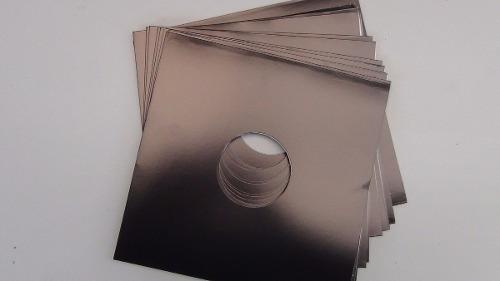 220 plásticos externo 0,10 e interno 0,06 - vinil sacos