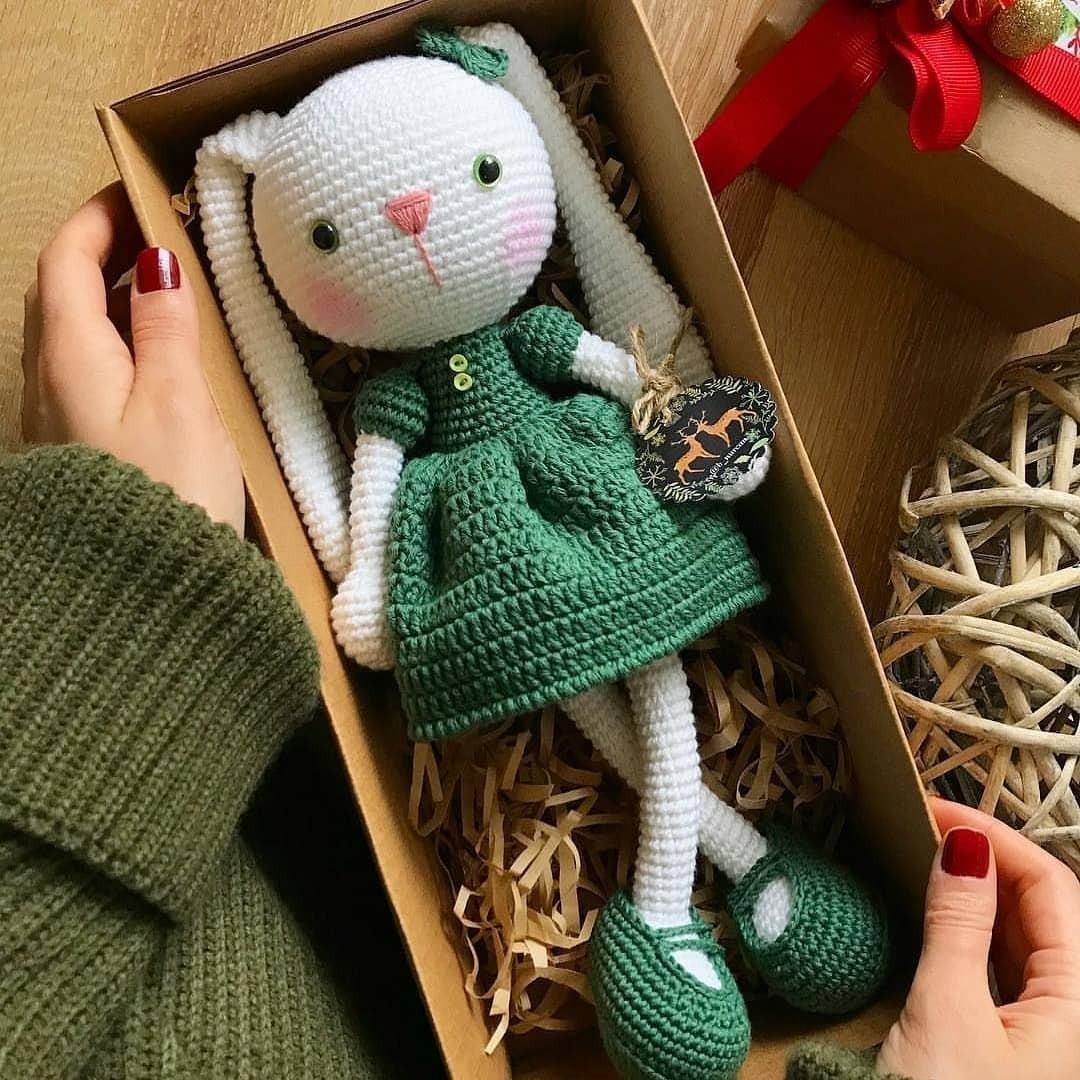 Receitas • Círculo S/A | Rena de natal, Decoração de crochê, Rena | 1080x1080