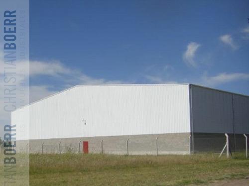 2.200m cub a estrenar dentro del parque industrial pilar.