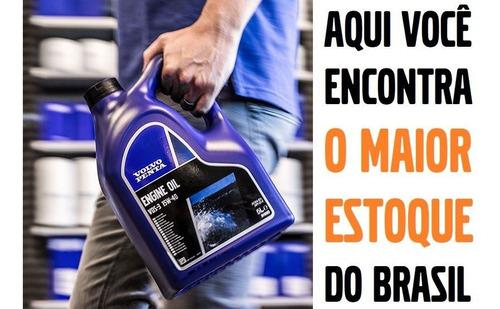 22030848 filtro óleo lubrificante motor volvo penta d4 d6