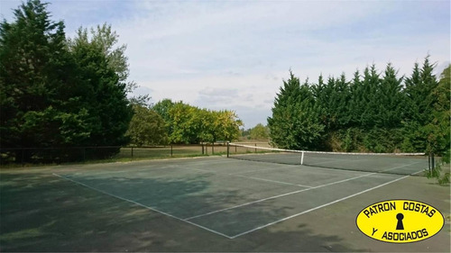 2203ma20.000 m2 estilo campo,lindisimo parque pileta y tenis