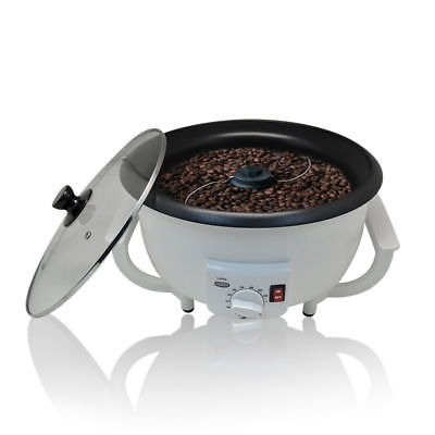 220v 1200w hogar tostadora eléctrica máquina café máquina