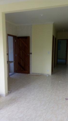 2221- casa nova! 2 dormitórios sendo 1 suíte