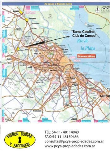 2235hp-santa catalina ii 2065m2 parquizado
