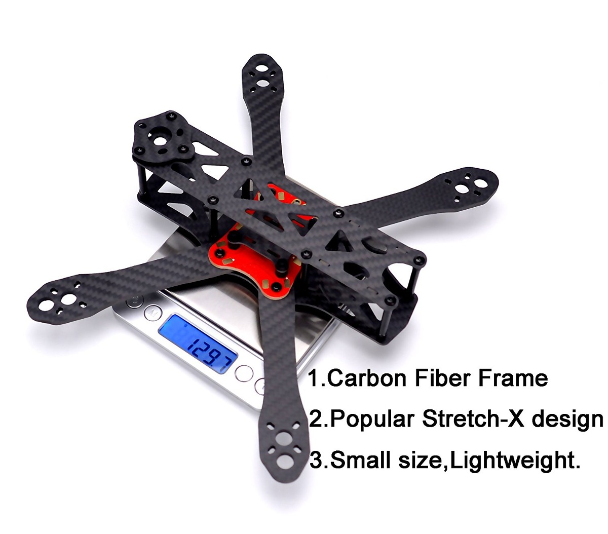 225 Mm Fpv Racing Marco Drone Kit Marco De Estiramiento-x De ...