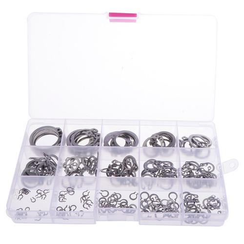 225 piezas anillo de retención seguridad externo