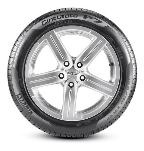 225/45 r18 llanta pirelli p7 cinturato runflat 91v (*)