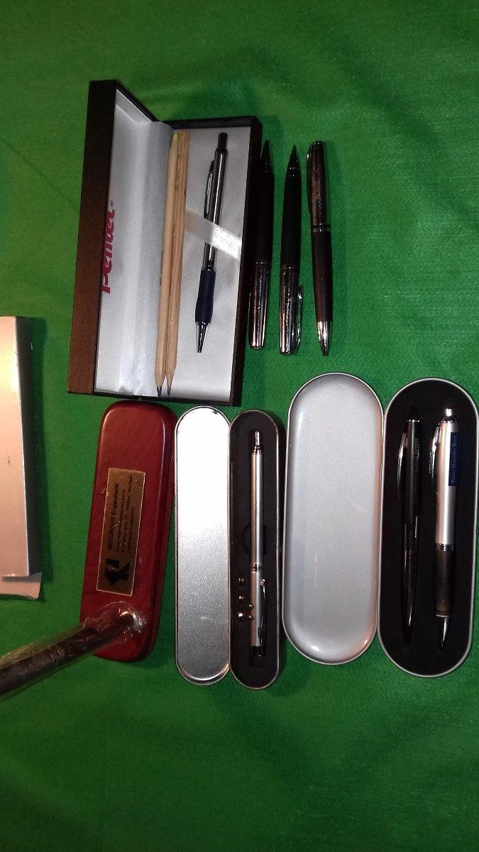 4e069655f 226 Lote Canetas E Brindes Coleção Ver Descrição Especiais - R  69 ...
