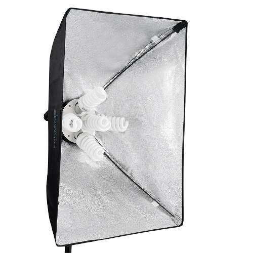 2275w video digital softbox lighting kit boom