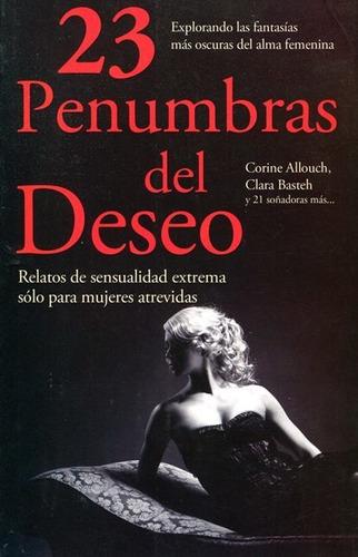23 penumbras del deseo, corine allouch, robin book