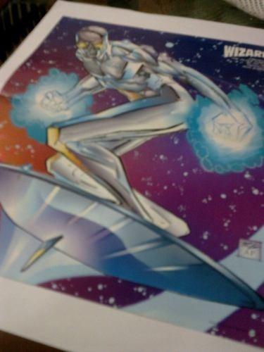 23 poster wizard gen 13 wildcats codinome cyber force marvel