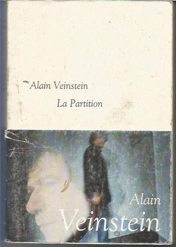 230 - literatura alain veinstein la partition