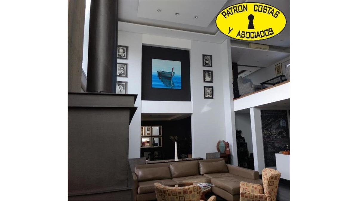 2310dc-l.1200 m2, casa 400 m2 c/ amarra las caletas nordelta