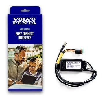 23114628 interface easy connect  volvo penta d3 d4 d6 d11