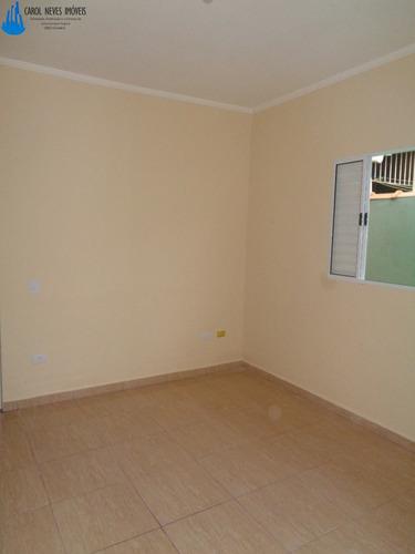 2335- linda casa nova, isolada! menos de 800 metros da praia